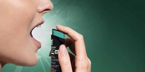 Produkte zum Rauchen aufhören
