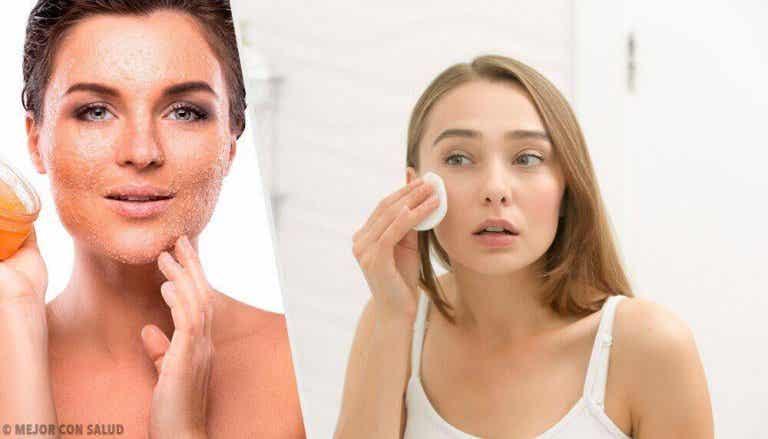 Trockene Haut behandeln - so geht's