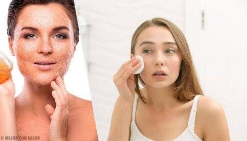Trockene Haut behandeln – so geht's