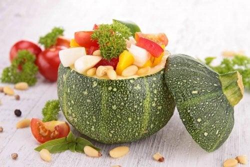 Japaner essen meistens vegetarisch