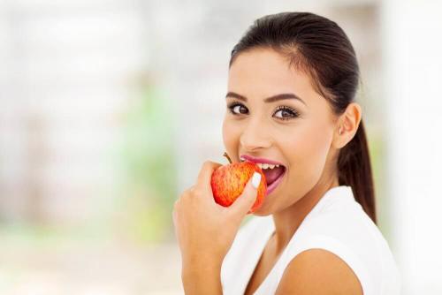 Äpfel können dir dabei helfen mit dem Rauchen aufzuhören