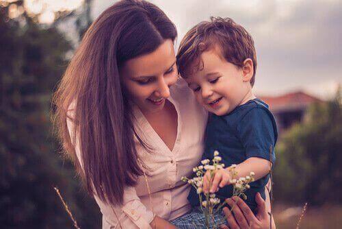 Mutter Kind - Super-Mutter