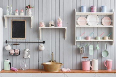 4 Methoden eine Küchenzeile zu gestalten