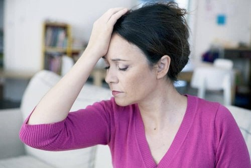 Begleiterscheinungen von Eierstockkrebs sind belastend