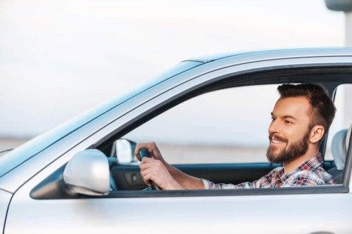 Belüftung hält wach beim Autofahren