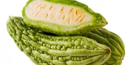 Bittermelone hilft gegen strapazierte Füße