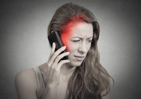 Krank durch Handynutzung