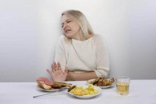 Gastroenteritis ist unangenehm
