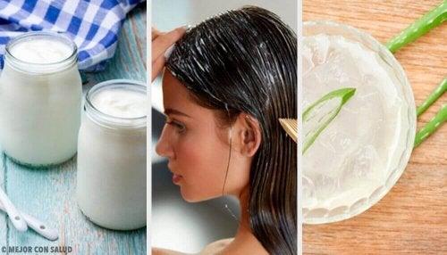 Haarprobleme natürlich behandeln: 6 Tipps