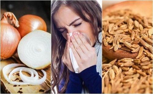 Fließschnupfen: 5 wirksame Hausmittel