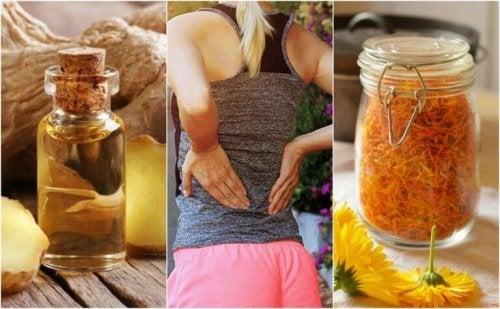 5 natürliche Heilmittel gegen Ischias-Schmerz