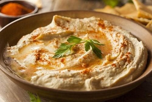 Hummus: leckere Rezepte rund um die Kichererbse