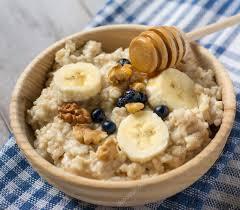 Porridge zubereiten