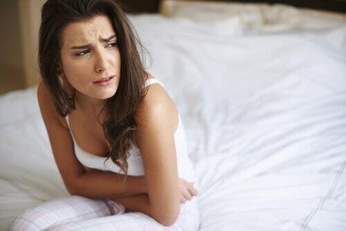 Magenerkrankungen durch Verstopfung.
