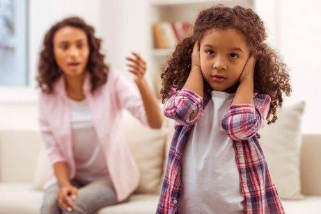 Mein Kind ignoriert mich und will mir nicht zuhören