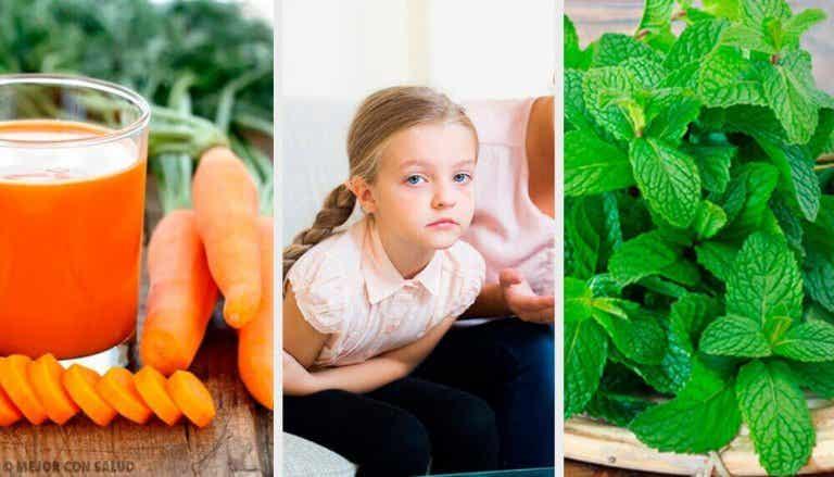 5 natürliche Mittel gegen Darmparasiten