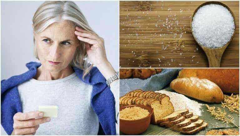 Ungesunde Ernährung schädigt das Gehirn