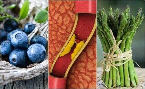 Arterienverkalkung: 7 vorbeugende Nahrungsmittel