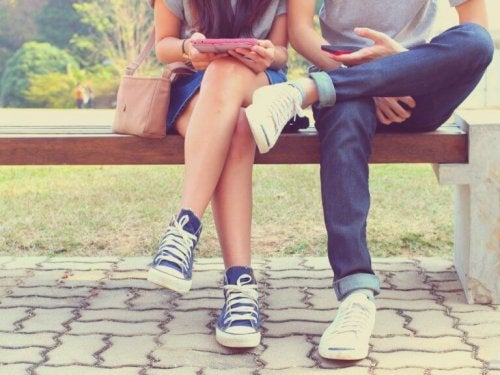 Offene Beziehung bedeutet Kommunikation