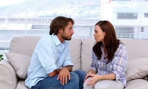 Offene Beziehung braucht Vertrauen