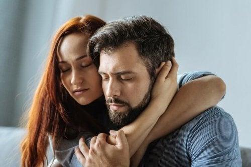 Offene Beziehung verändert sich