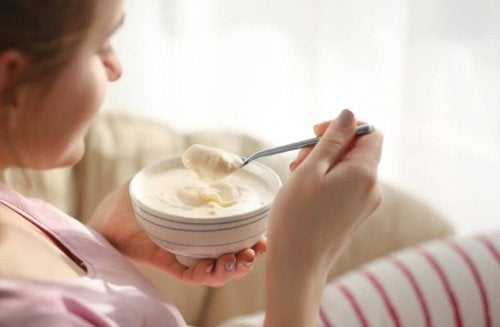 Frühstück für die Muskeln