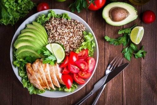Quinoa-Samen enthalten viel Magnesium.