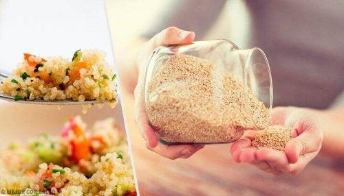 Warum Quinoa, das Andenkorn, so gesund ist