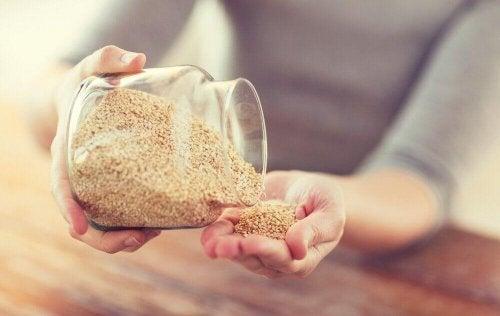 Quinoa, das Andenkorn