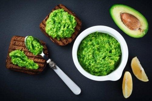 Rezepte mit Avocado sind einfach