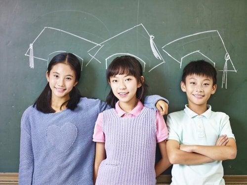 Warum gehorchen japanische Kinder besser?