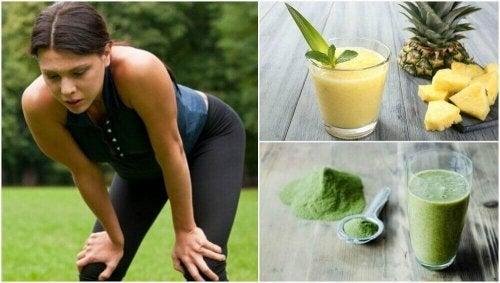 Muskelerschöpfung: 6 wirkungsvolle Smoothies!
