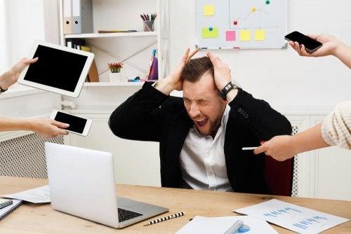 Nebenwirkungen von Stress