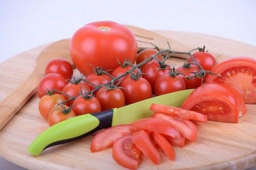 Tomaten für schnelle und einfache Salate
