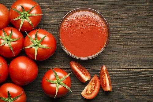 Tomaten gegen Arterienverkalkung.