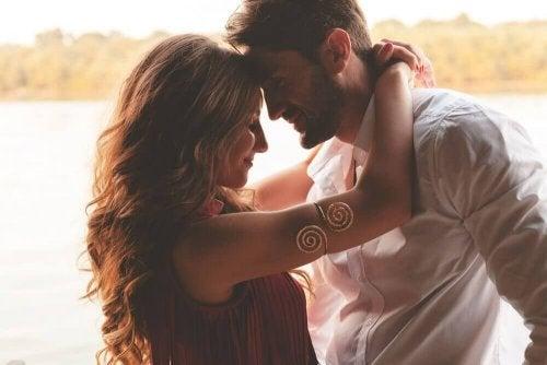 Wer verliebt ist, hat Lust auf Sex