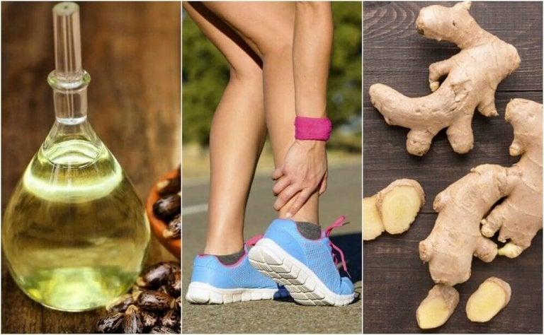 Achillessehnenentzündung: 5 nützliche Naturheilmittel