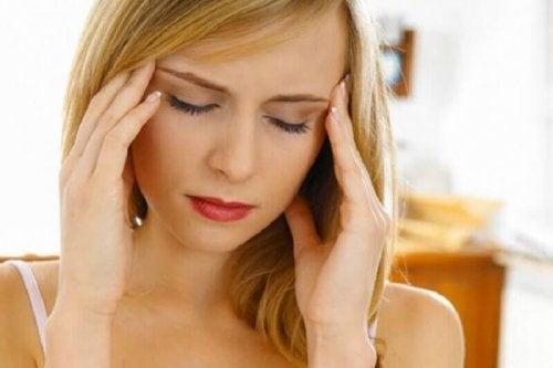 Sternanis lindert Kopfschmerzen