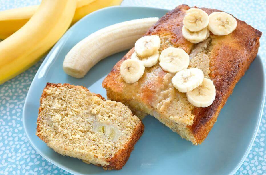 Hausgemachter Bananenkuchen: 3 Rezepte