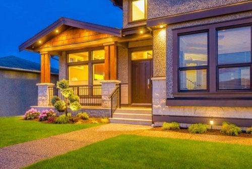 7 Dekotipps für einen schönen Hauseingang