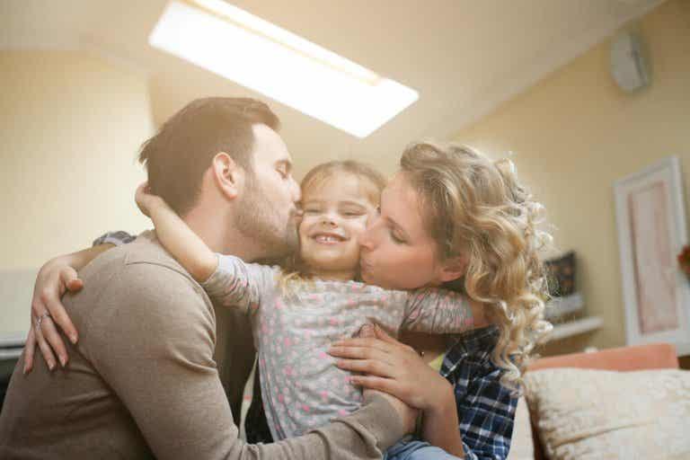 Welchen Herausforderungen stellt sich ein Einzelkind?