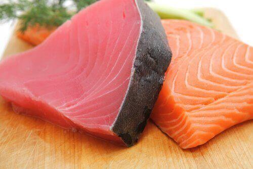 Gedünstetes Fischfilet