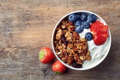 Gesundes Frühstück zum Abnehmen