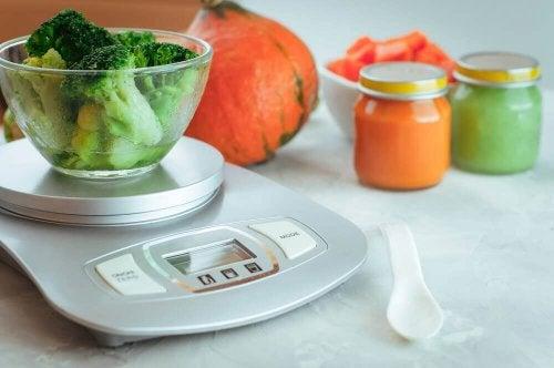Dein Gewicht verbessern mit guten Portionen