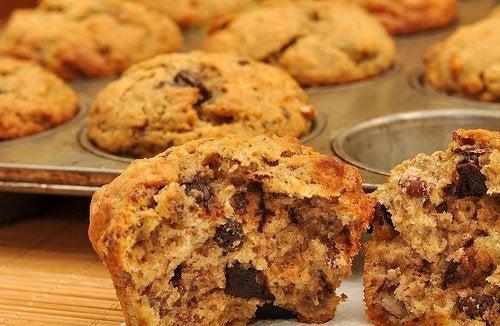 Haferflockenrezepte für verführerische Muffins