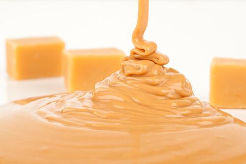 Die Karamellsoße zum Pudding ganz schnell und einfach selber machen