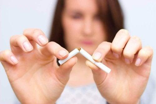 Katarakt und rauchen