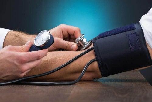 5 Lebensmittel gegen hohen Blutdruck