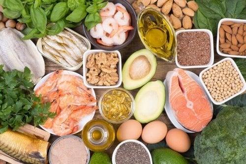 Lebensmittel zum Abnehmen in den Wechseljahren