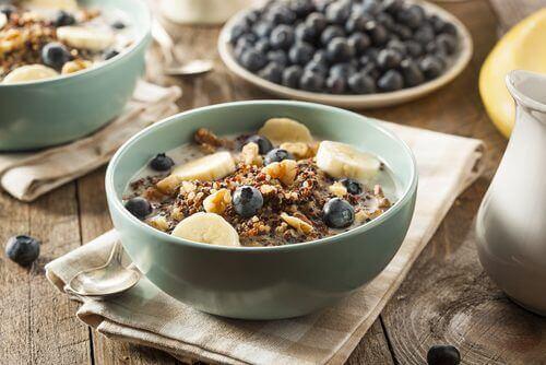 Frühstück zum schlanken Bauch